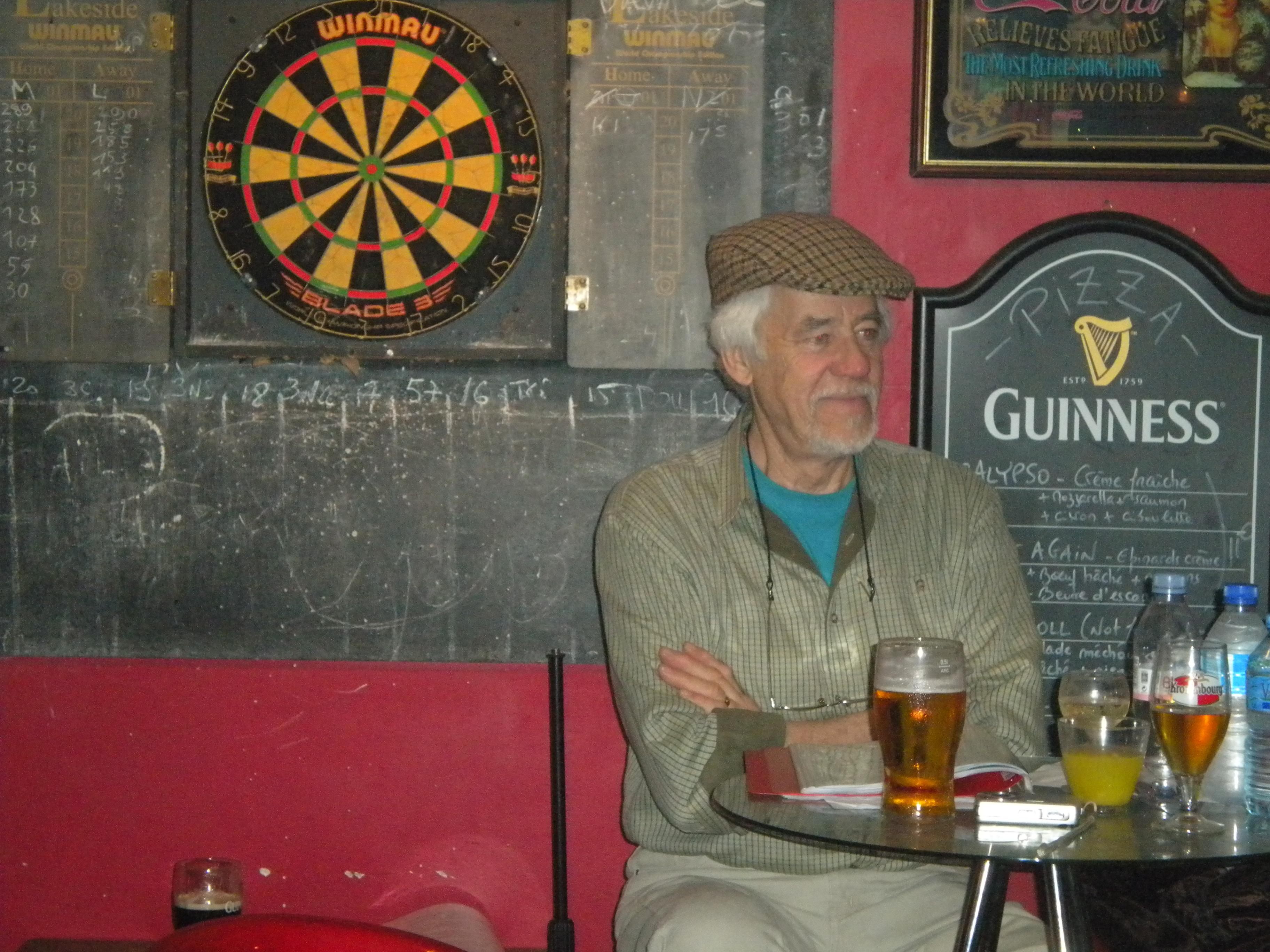 Rencontre irlandaise