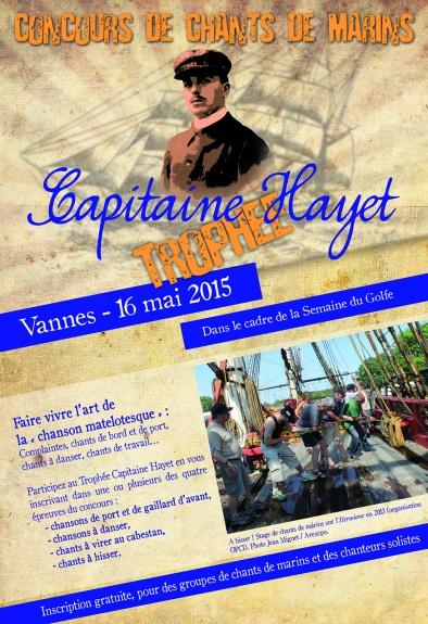 trophée Hayet poster