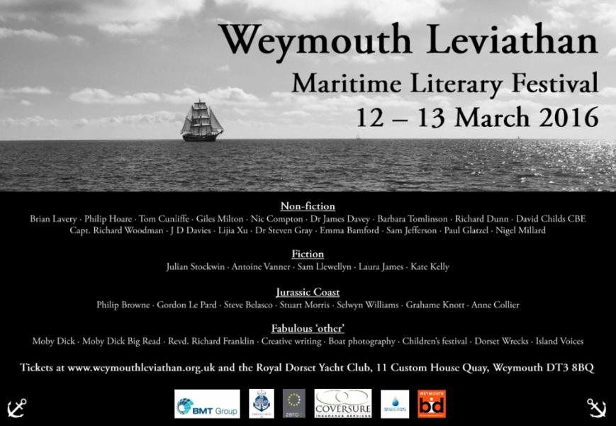 poster Weymouth Leviathan 2016